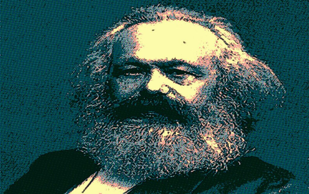 Marxism-influence as English literature content